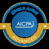 AICPA-advanced logo